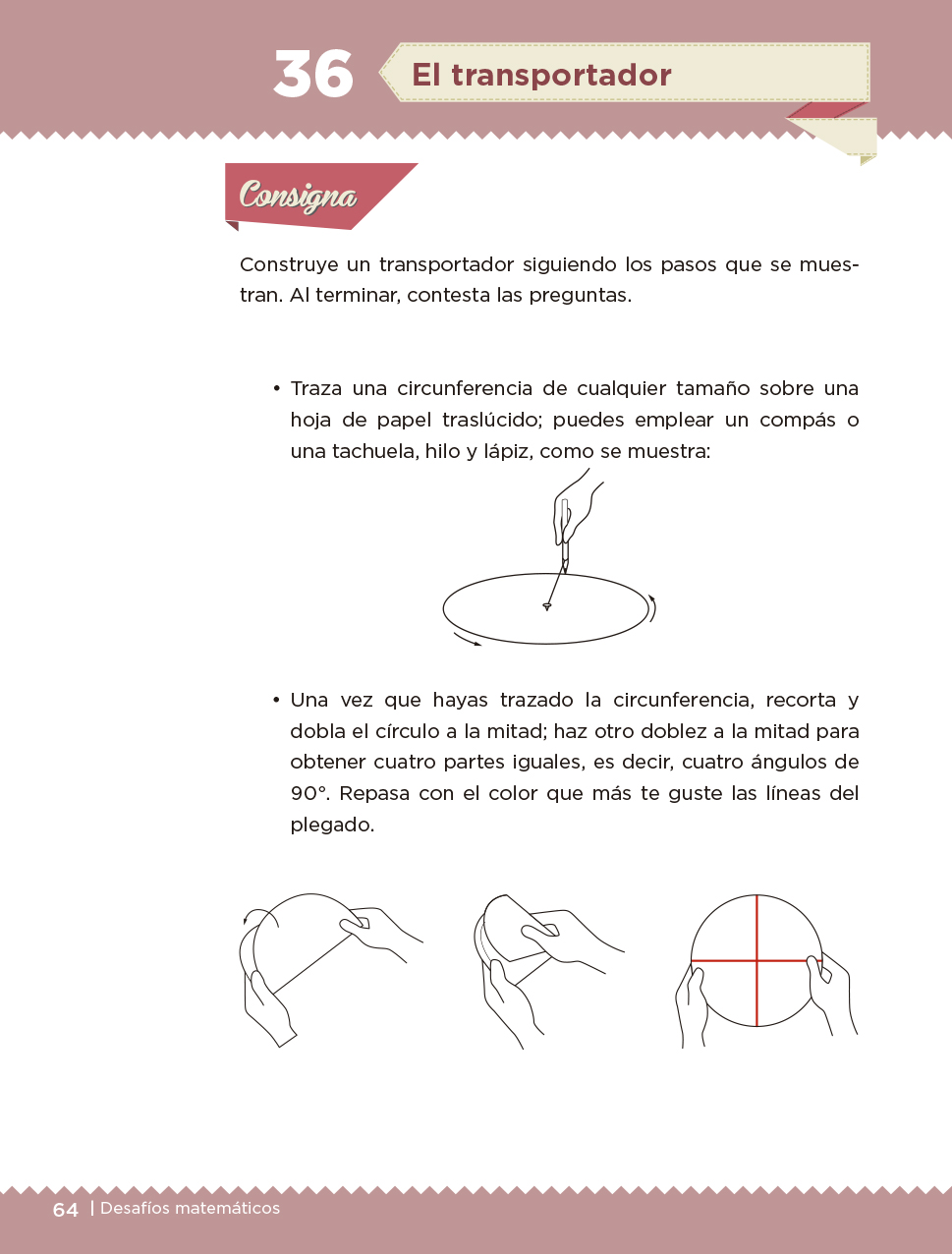 Desafíos Matemáticos Cuarto grado 2017-2018 - Ciclo Escolar - Centro ...