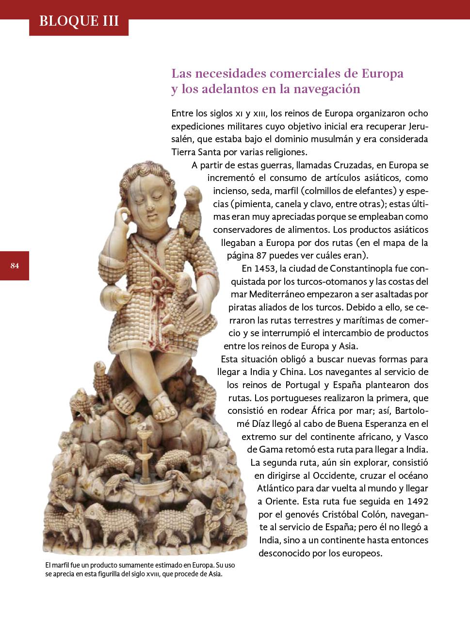 Historia Cuarto grado 2017-2018 - Ciclo Escolar - Centro de ...