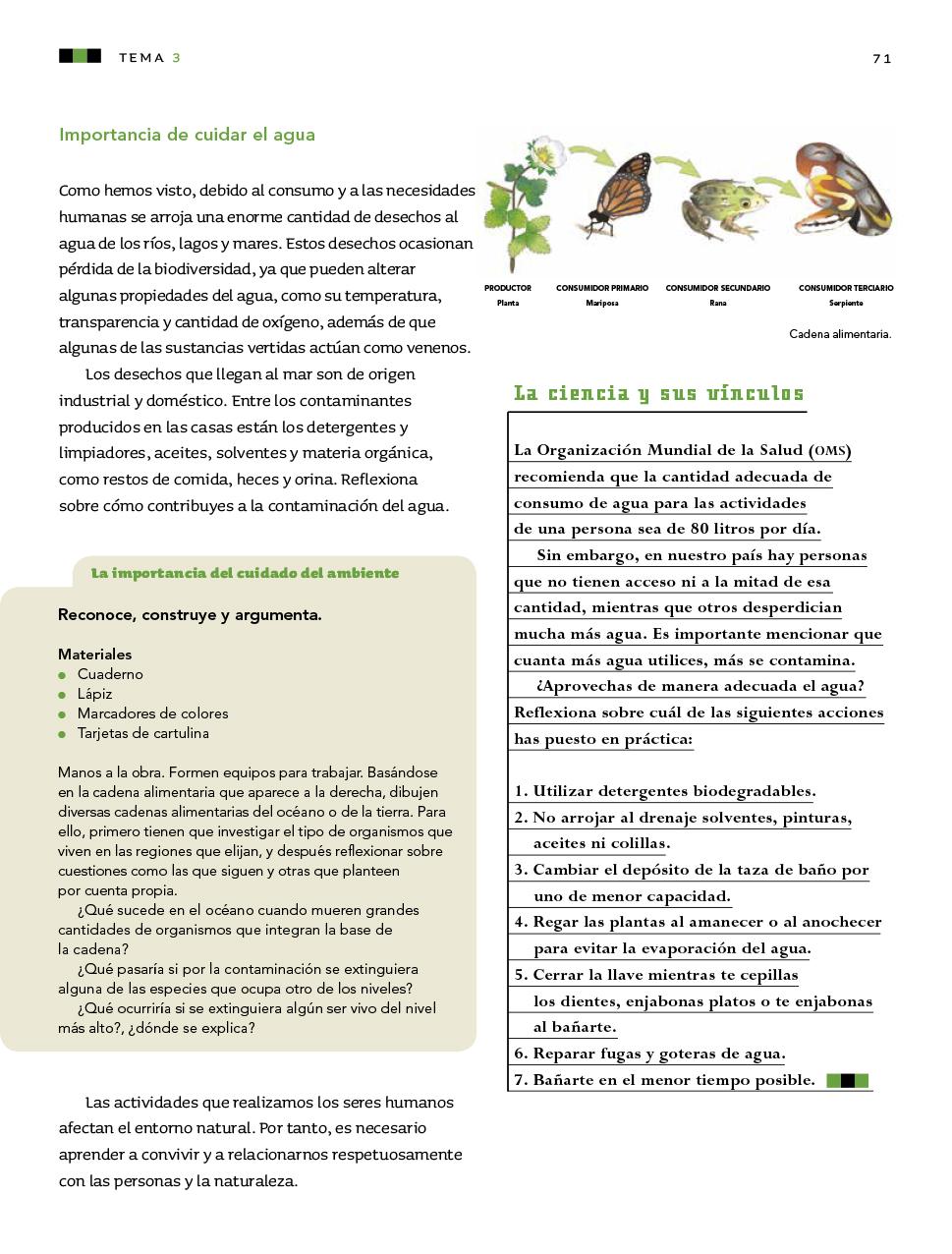 Ciencias Naturales Quinto grado 2017-2018 - Ciclo Escolar - Centro ...