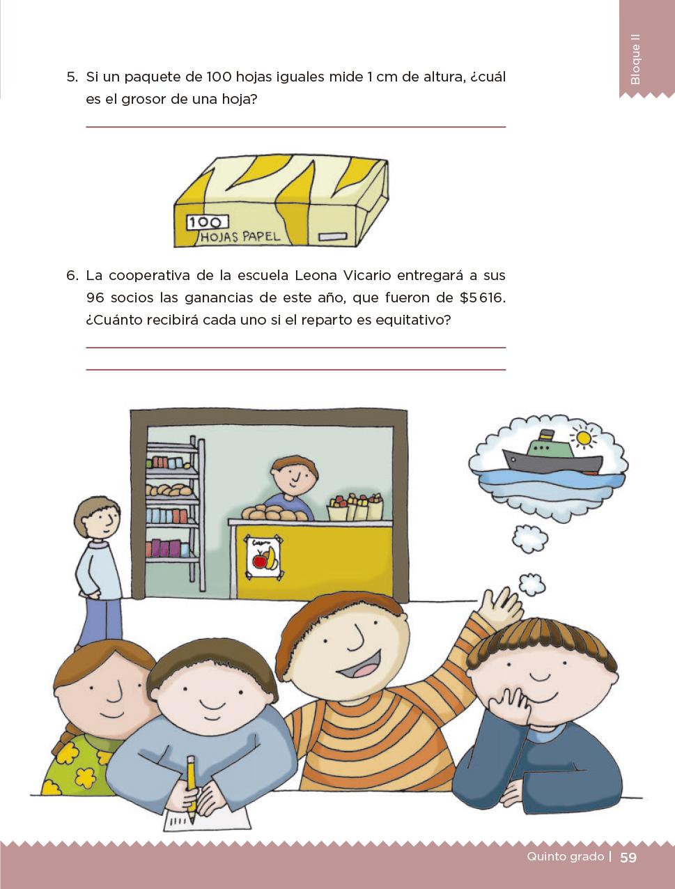Desafíos Matemáticos Quinto grado 2017-2018 - Ciclo Escolar - Centro ...