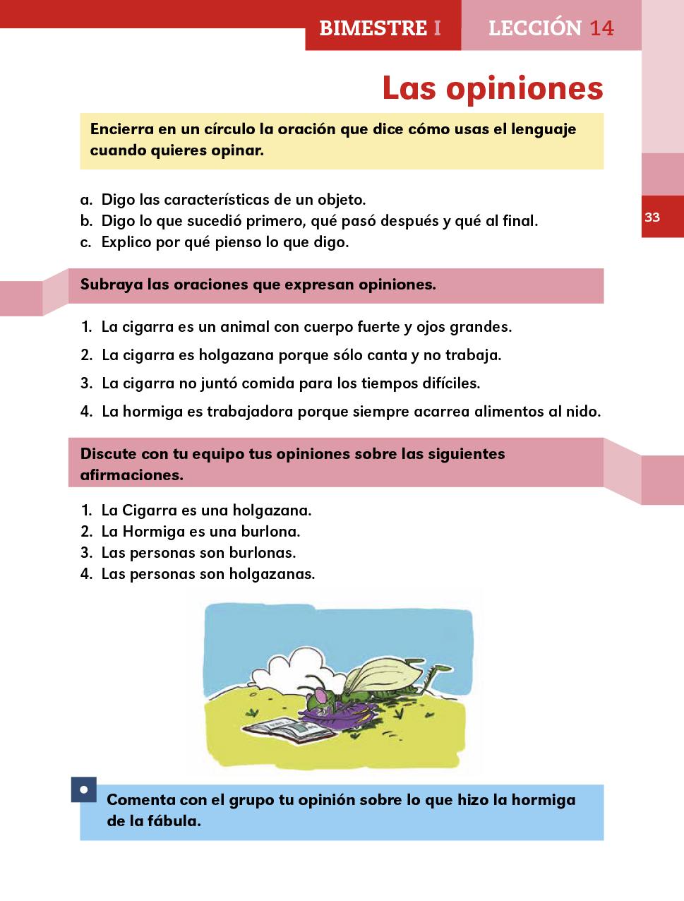 Libro Lengua Materna Español Segundo Grado Contestado ...